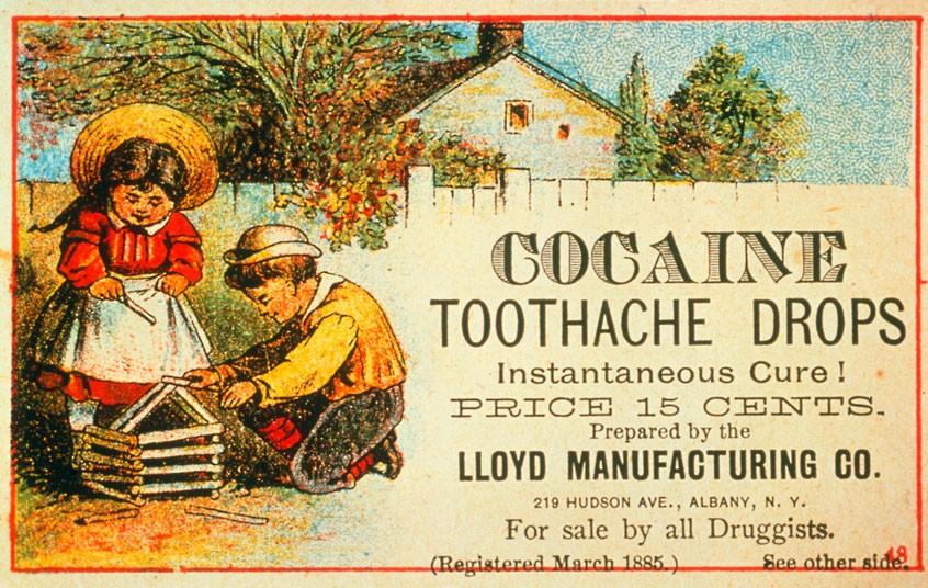 Doc, my teeth hurt real bad!