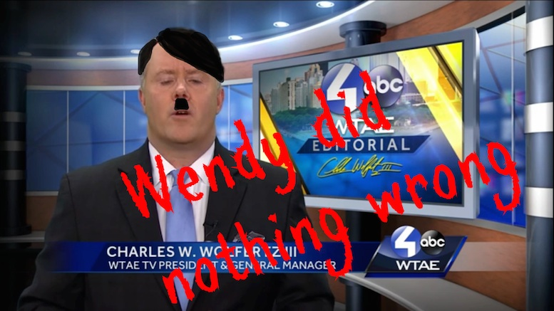 Does My Reaction To WTAE Firing Wendy Bell Make Me A Racist