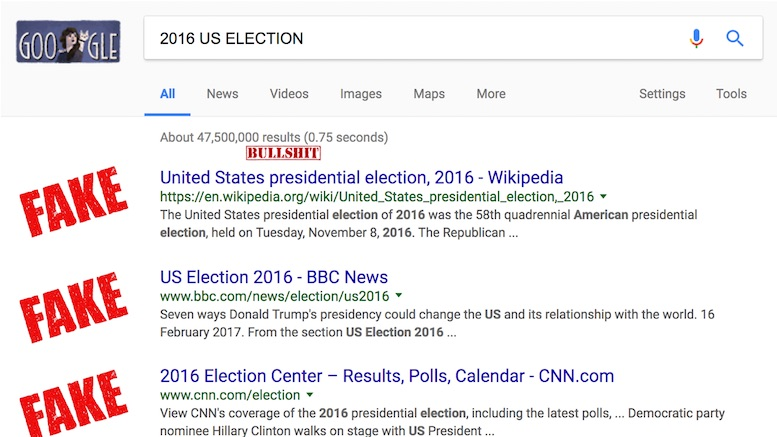 Google\'s Expanded \'Fact Check\' Tool Flags Entire Internet On ...
