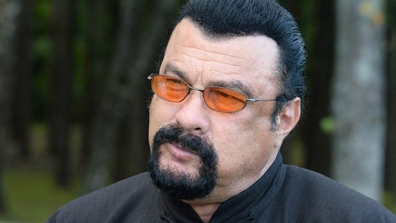 Nation Tries To Feign Surprise That Steven Seagal's ...